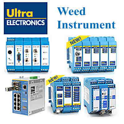 Weed Instrument Banner